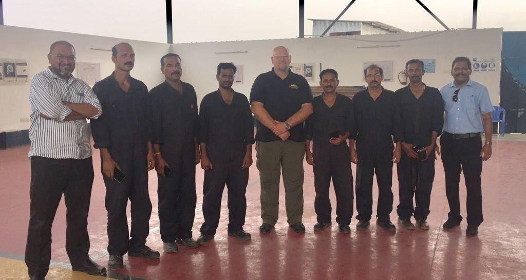 Simian international in India