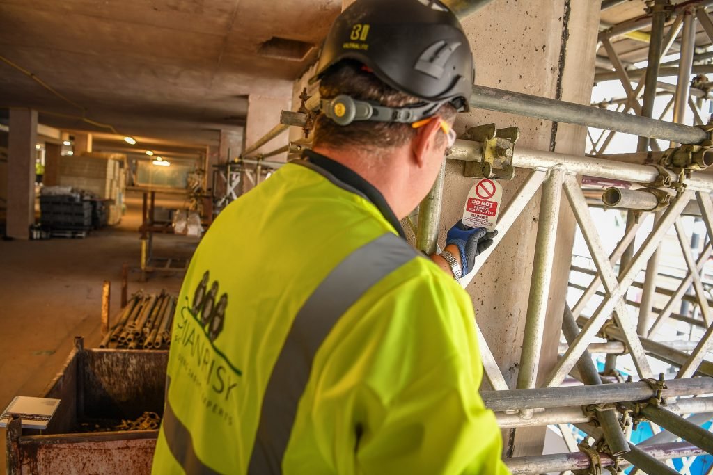 scaffolding safety audits