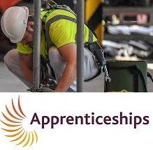 Scaffolding apprenticeship event