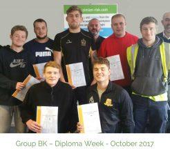 October apprenticeship news