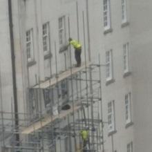 Daredevil scaffolder