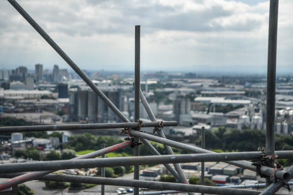 scaffolder fall