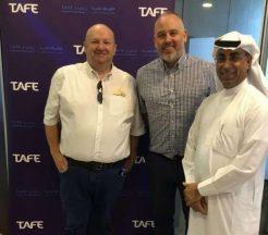 Simian International launches Saudi Arabia training centre