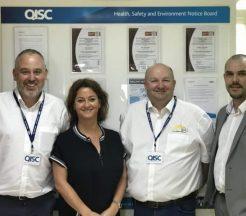 CISRS training centre in Qatar