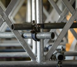 scaffolding fall