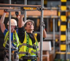 Scaffolding apprenticeship funding