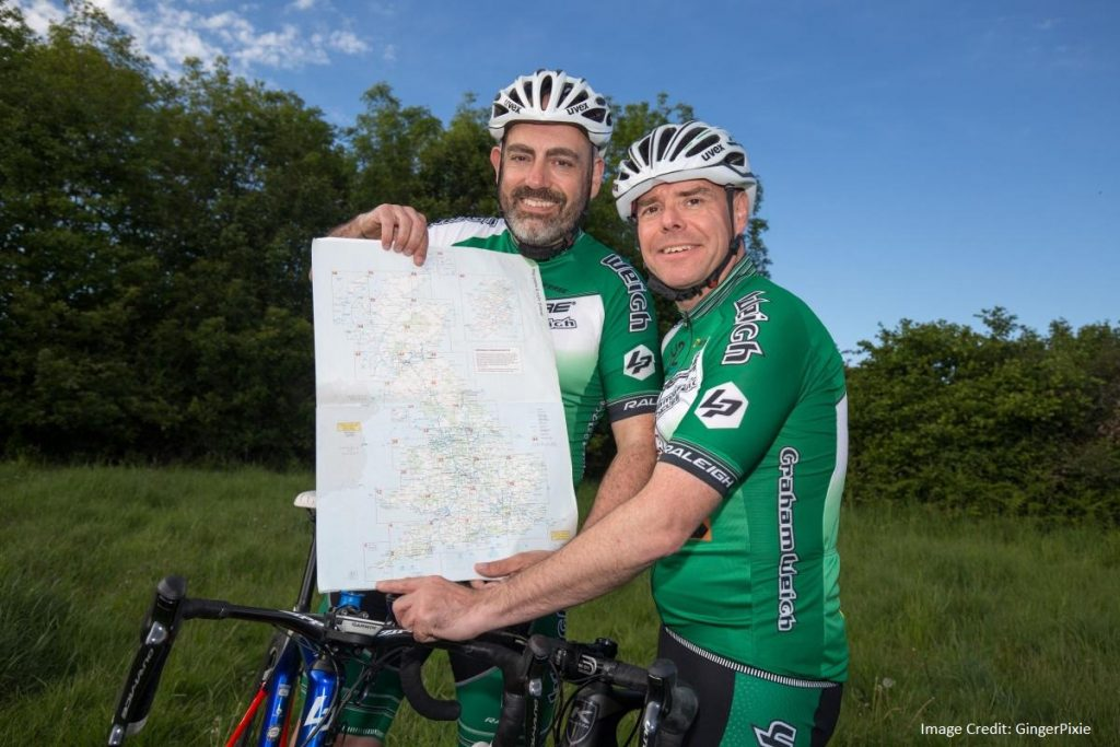 Lands End Cycle Challenge