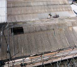 Fatal scaffolding fall