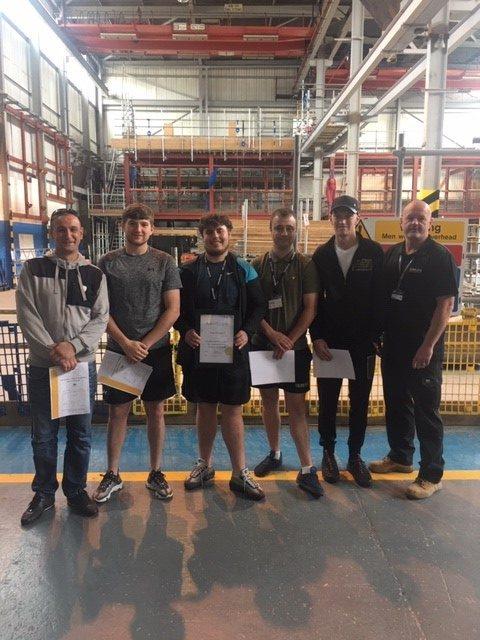 Scaffolding apprentices