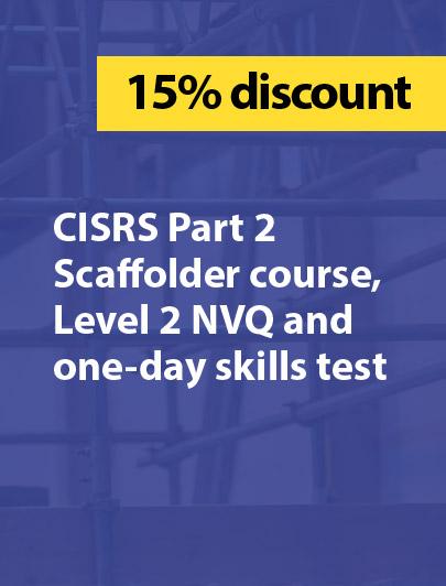 CISRS Apart 2 scaffolder course