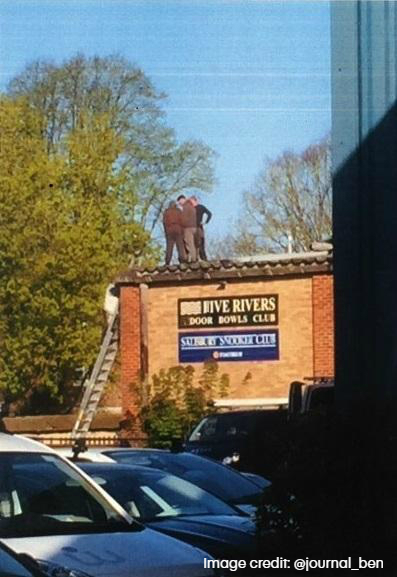 Swindon roofers