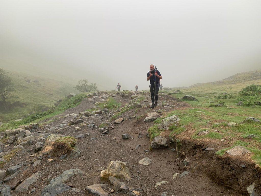 walking the three peaks