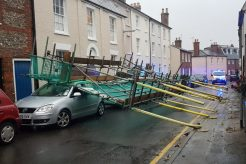 scaffold collapse dorset