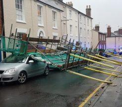 scaffold collapse dorset